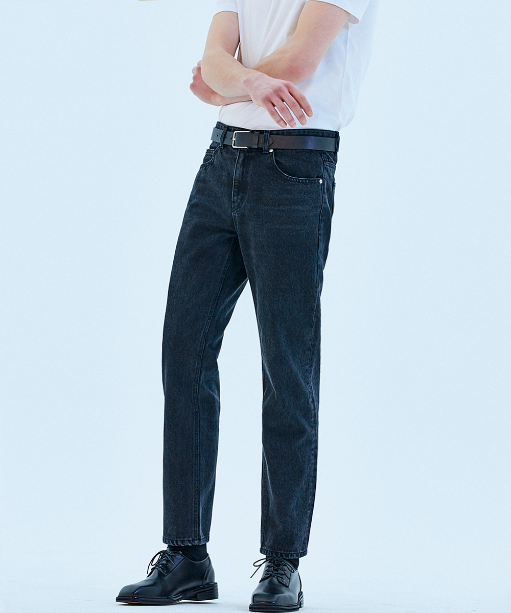 OWNER 062 Tapered fit urban crew jeans Dawn black